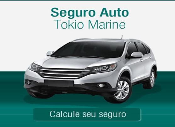 Calcule seu seguro auto com a Tokio Marine