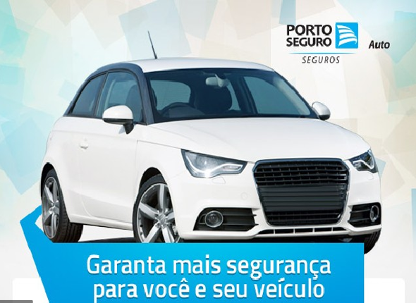 Faça seu seguro com a Porto Seguro
